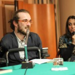 Francesco Canale e Nadia Pavoncelli